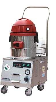 Generador de vapor Steam Max Vacuum