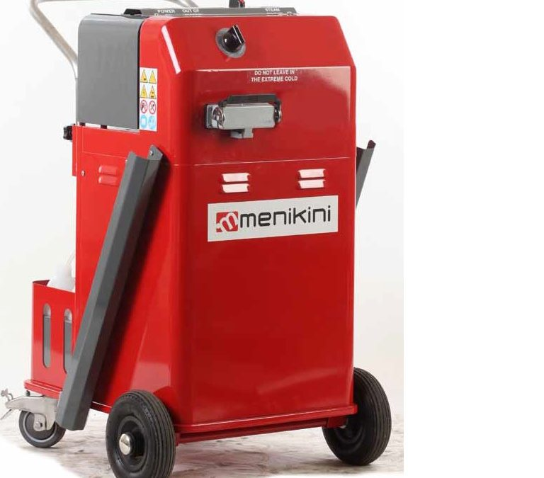 Generador de vapor Menikini Steamy 10
